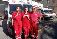 Croce Rossa di Loano riceve 50mila euro per un'ambulanza