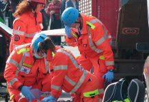 Grave incidente stradale sulla SS 100 tra Mottola e Massafra