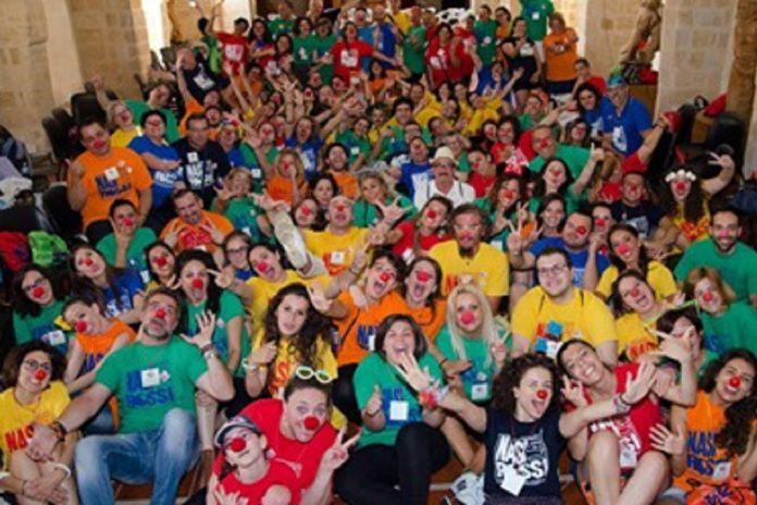 Iniziano a Taranto i corsi di clown-care-therapy