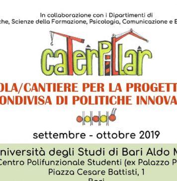 Nasce a Bari la Scuola delle Politiche Innovative