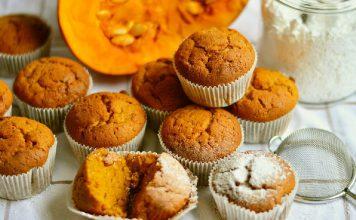 Ricetta muffin alla zucca una merenda sana