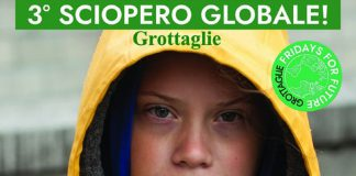 Terzo Global Strike for Future anche a Grottaglie