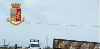 Tir contromano rischia impatto sulla SS 106 per Ginosa