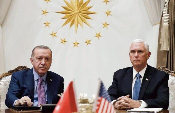 Accordo tra Stati Uniti e Turchia ed è cessate il fuoco