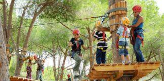 Alunni scuola Surico di Castellaneta a lezione di ambiente