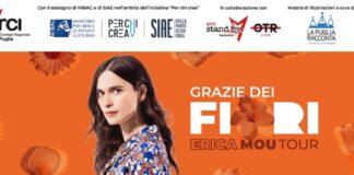 Erica Mou domani a Sava canterà la storia di donne