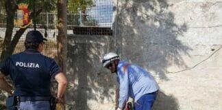 Furto di energia elettrica a Palagiano
