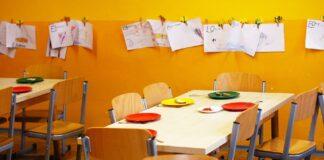 Istituto scolastico Gemelli di Leporano. Servizio Mensa