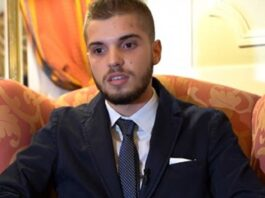 Lorenzo Musumeci il tarantino premiato da Mattarella