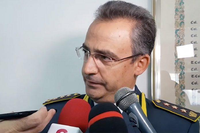Nuovo comandante provinciale della GdF a Taranto