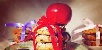 Ricetta biscotti alle mele con farina integrale sani e leggeri