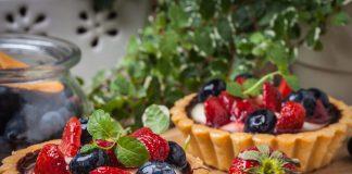 Ricetta cestini di frutta freschi e golosi