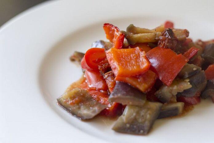Ricetta ciambotta un piatto fresco e genuino
