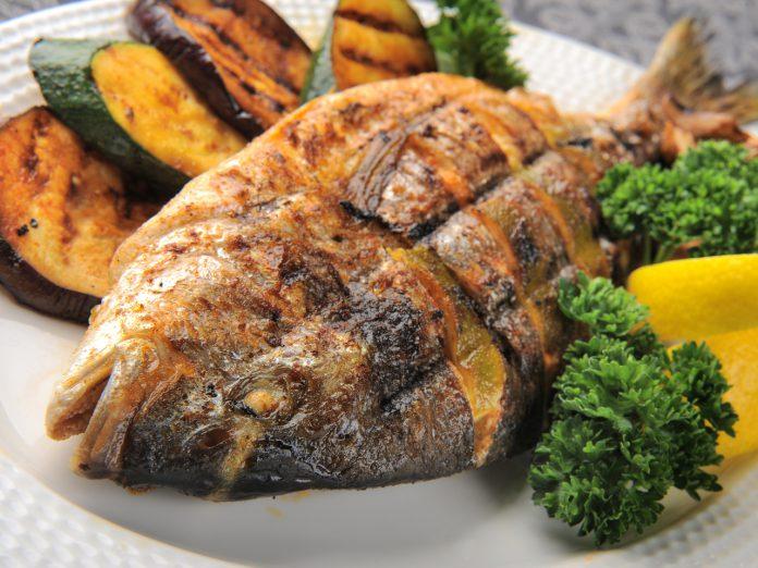 Ricetta orata al forno con verdure una ricchezza di nutrienti