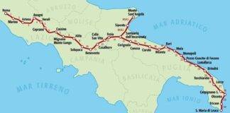 Via Francigena del sud unirà tutta l'Europa