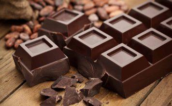 cioccolato, acne