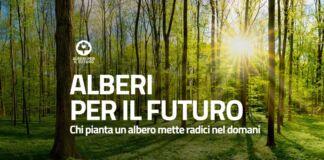 """Taranto: al via l'iniziativa """"Alberi per il Futuro"""""""