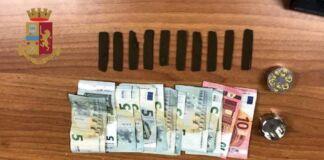 Arrestati due giovani tarantini per spaccio in un circolo
