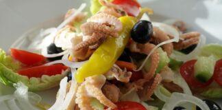 Ricetta insalata di polpo un piatto per tutte le stagioni