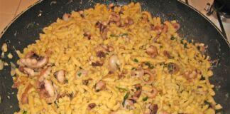 Ricetta passatelli ai moscardini un piatto nutriente