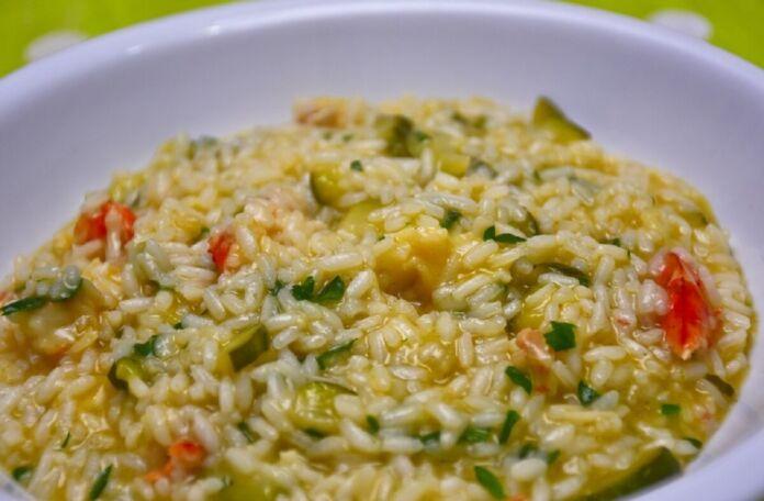 Ricetta risotto alle verdure un piatto ricco e sano