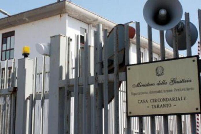 Scoperto drone nel Carcere di Taranto con droga e cellulari
