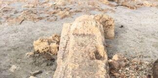 Tomba di origine romana rinvenuta a Porto Cesareo