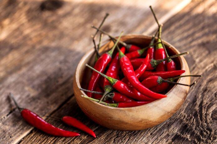Mangiare peperoncino allunga la vita, la conferma di uno studio cinese