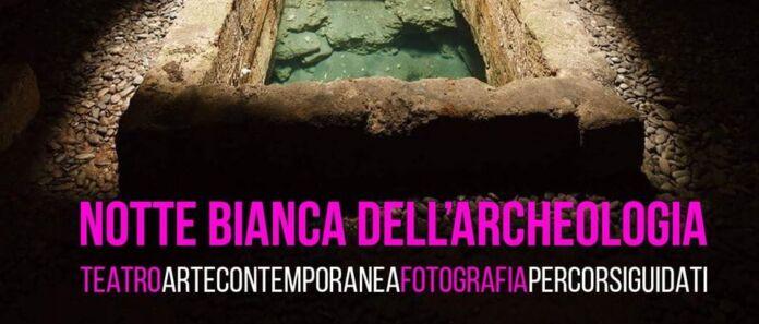 Notte Bianca dell'Archeologia a Taranto