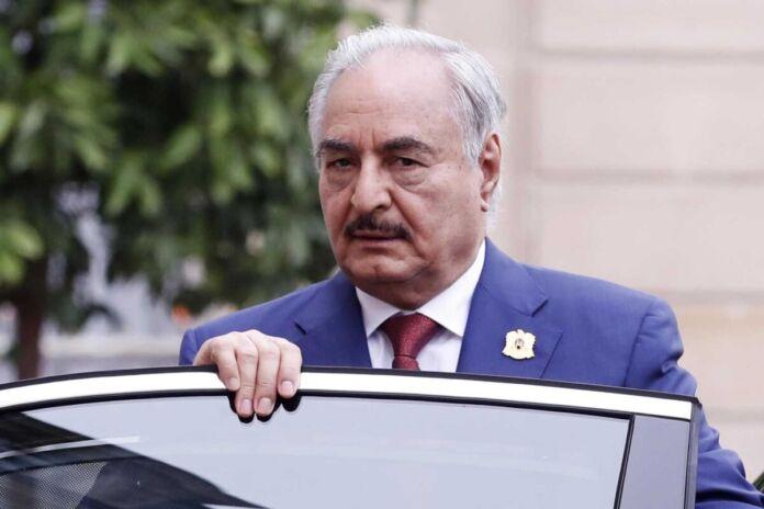 Haftar: annunciato il cessate il fuoco.