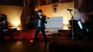 Un momento del concerto Classic revolution