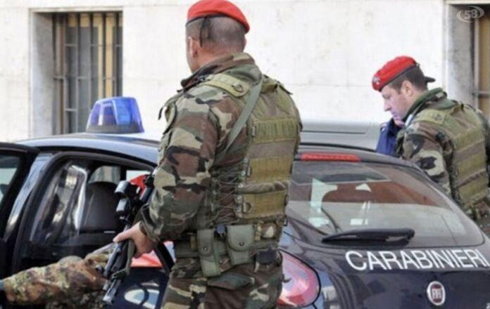 carabinieri cacciatori puglia
