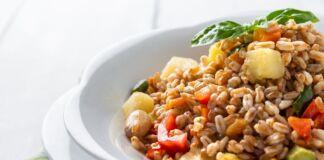 Ricetta insalata di farro