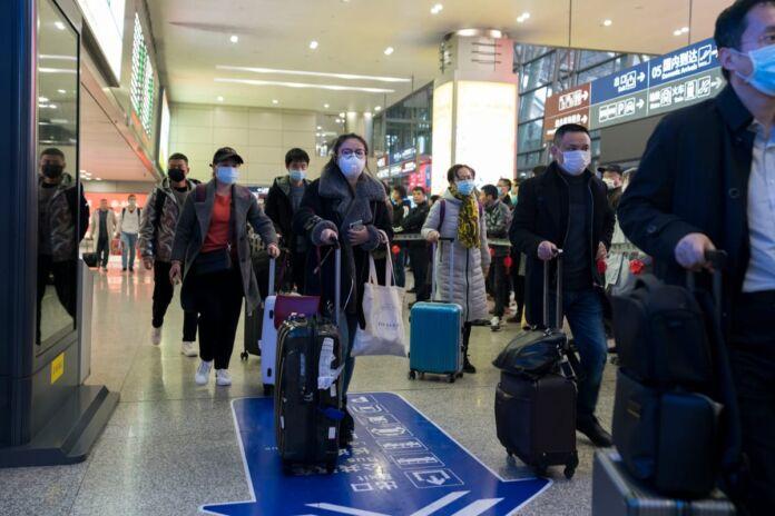 Coronavirus - viaggiatori