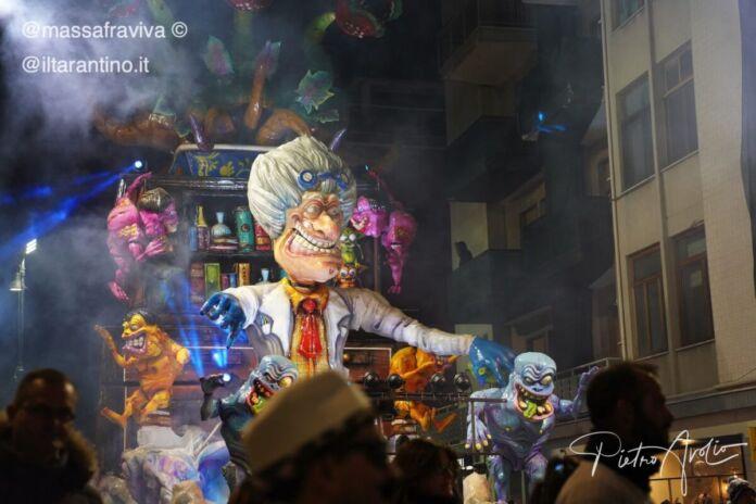 Cala il sipario sul 67° Carnevale di Massafra