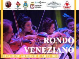 A Massafra arriva Rondò Veneziano