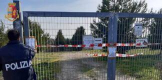 Sequestrata tra Taranto e Talsano area destinata a poligono