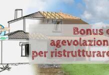 Bonus lavori edilizi