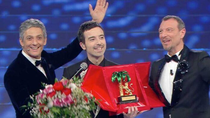 Il tarantino Diodato è il vincitore del Festival di Sanremo