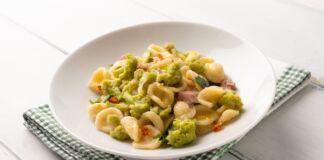 ricetta Orecchiette broccoli e guanciale