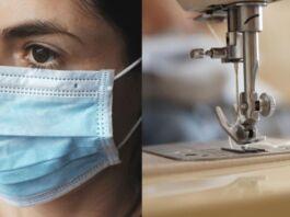 Laterza: sarte e mercerie cuciono e distribuiscono gratuitamente le mascherine