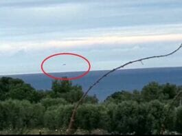 Leporano Marina Ufo