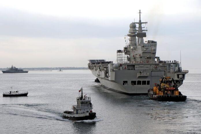 Marina militare Cavour