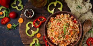 Ricetta Orzo Perlato con Verdure