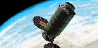 cargo cignus spazio