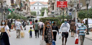 distanziamento sociale Taranto
