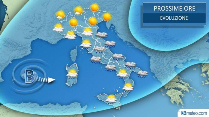 meteo Taranto prossime ore
