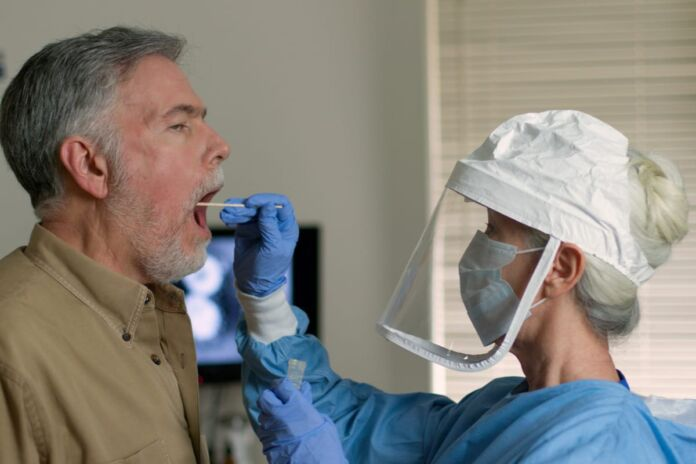 tamponi alla saliva coronavirus