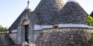 Trulli e piscina in Puglia