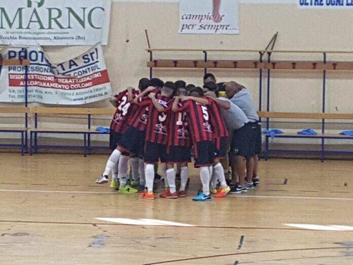Calcio a 5 New Taranto
